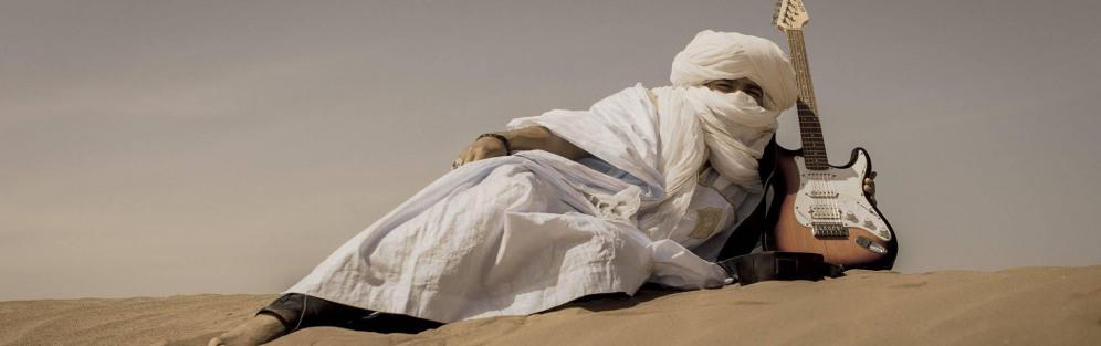 Mustapha El Boudani - tradycyjna muzyka Sahary w St. Klasztorze!