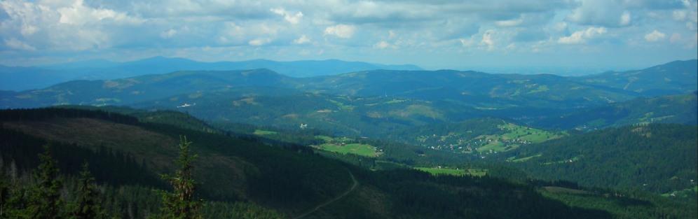 Na Baranią Górę z Wisły