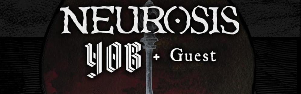 Neurosis & Yob- koncert
