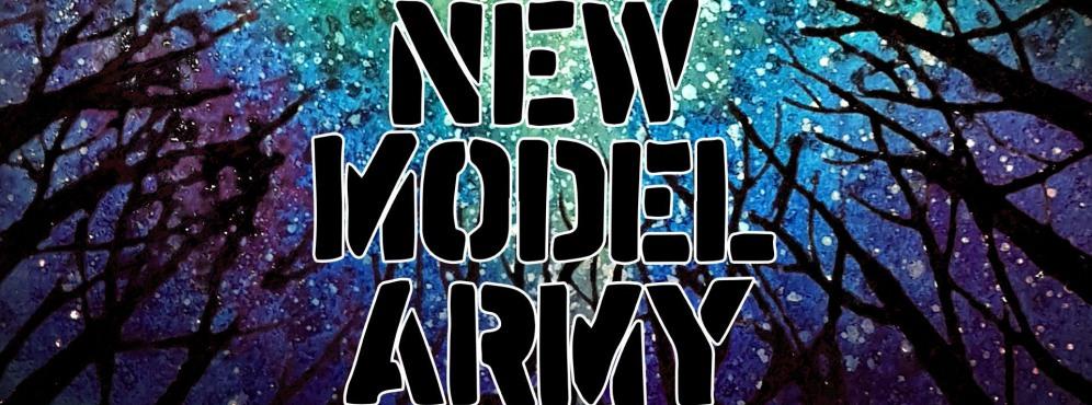 New Model Army - koncert