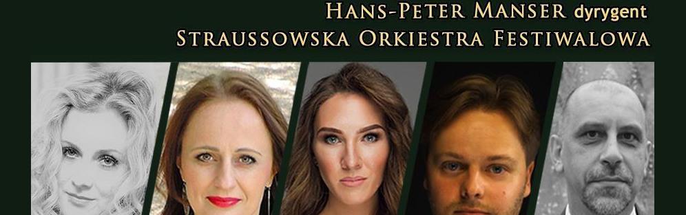 Nie tylko STRAUSS GALA – Koncert na jesienną chandrę!