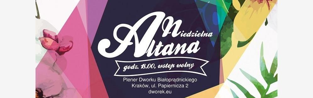 Niedzielna Altana 2016