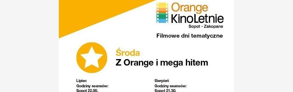 "Orange Kino Letnie Sopot - Zakopane 2016 - Film ""Ted 2"""