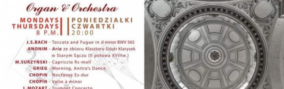 Orkiestra Kameralna św. Maurycego / Organ & Orchestra