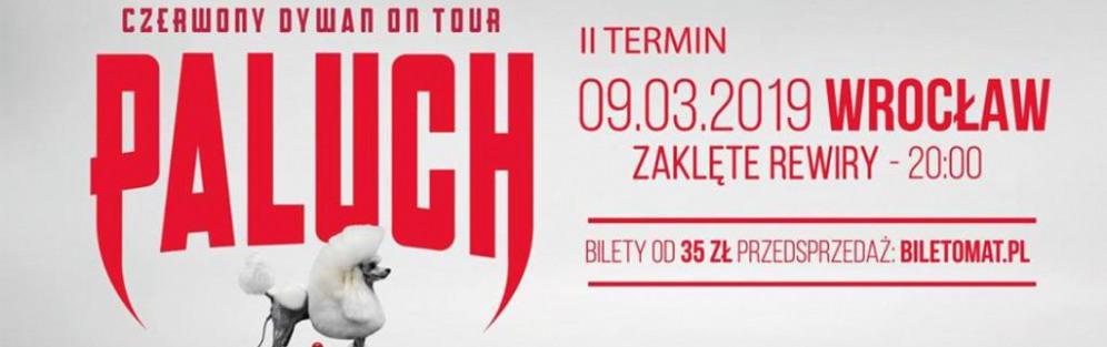 Paluch - Czerwony Dywan - koncert