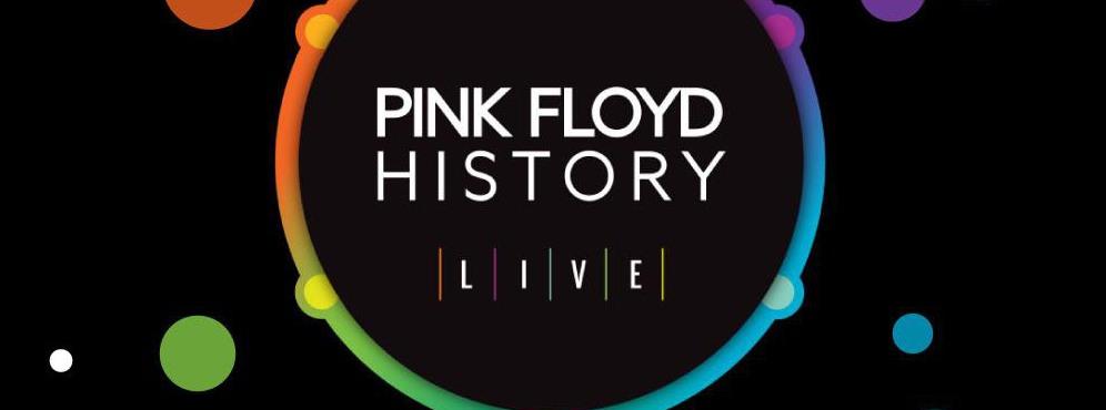Pink Floyd History LIVE - koncert
