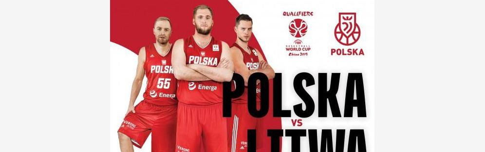 Polska - Litwa mecz