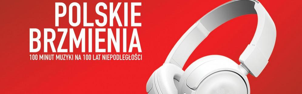 Polskie Brzmienia - 100 min muzyki na 100 lat Niepodległości