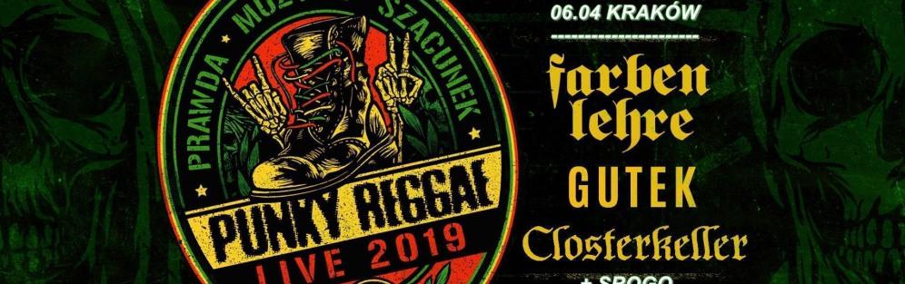 Punky Reggae live 2019 - koncert