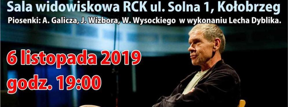 Recital Lecha Dyblika w Kołobrzegu