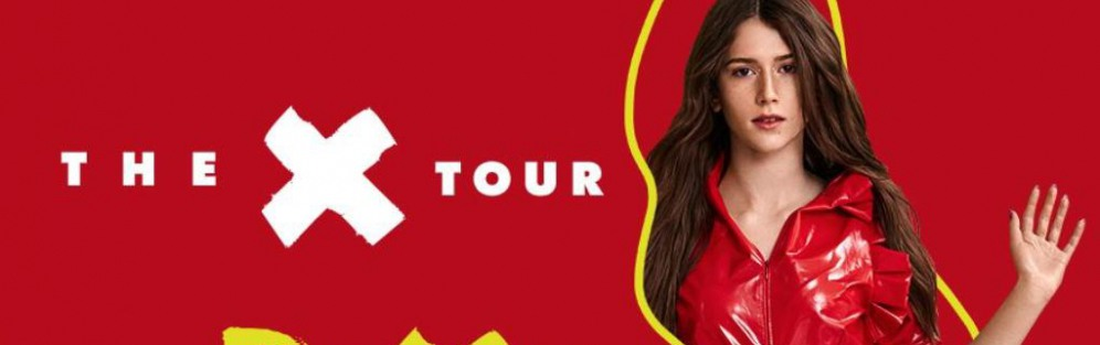Roksana Węgiel /The X Tour Roxie - koncert
