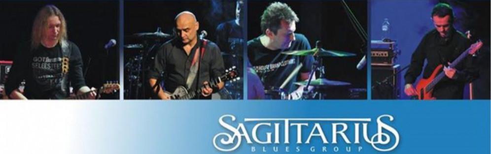 Sagittarius Blues Group - koncert