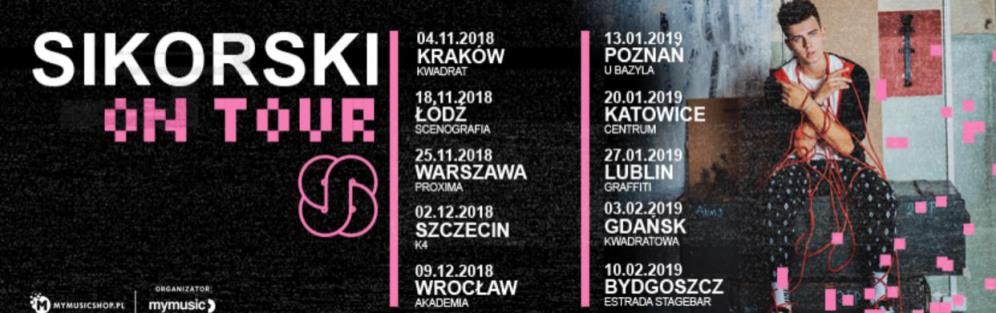 Sikorski on Tour - koncert