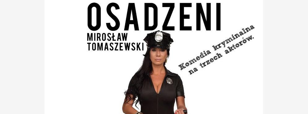 """Spektakl """"Osadzeni"""" w Kołobrzegu"""