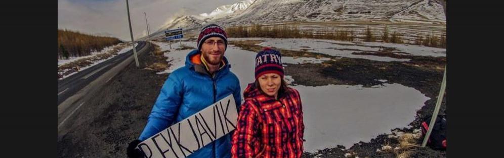 """Spotkanie """"Gwar Świata: Mała i Duży w Podróży - Islandia"""""""