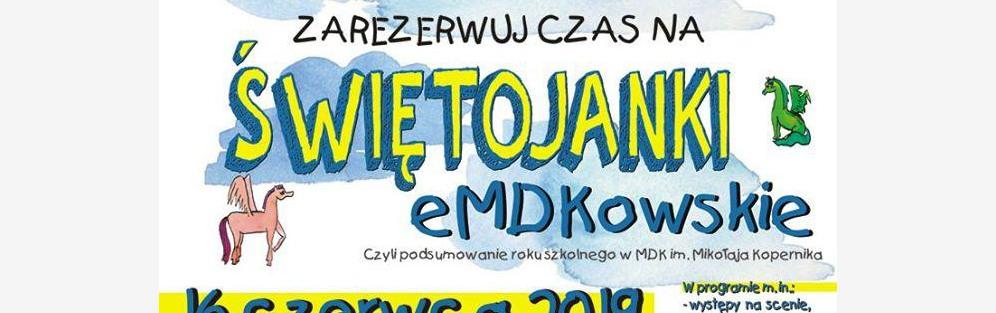 Świętojanki eMDeKowskie 2019