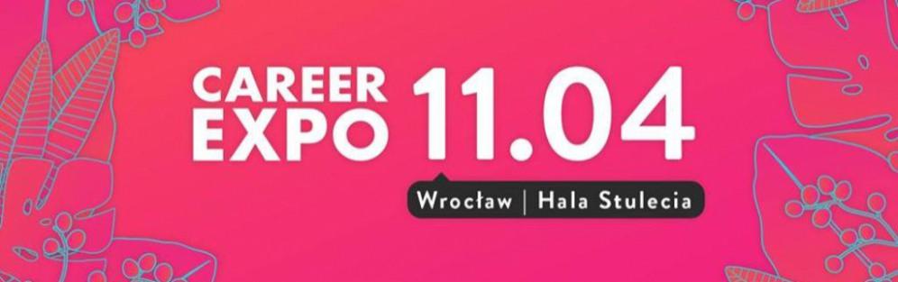 Targi pracy Career EXPO we Wrocławiu
