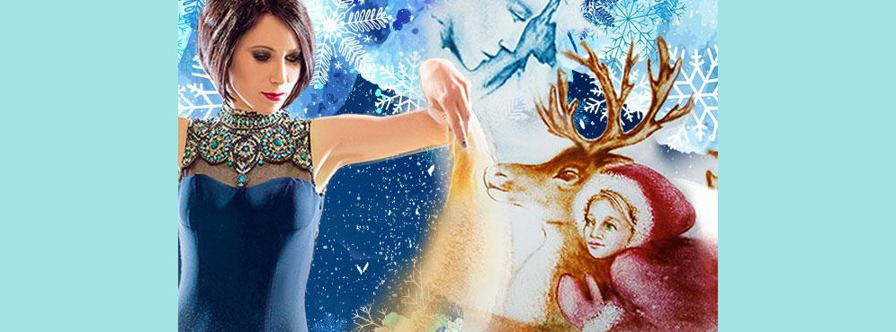 Teatr Piasku Tetiany Galitsyny - Królowa Śniegu