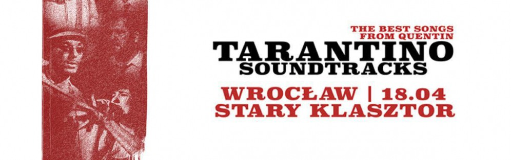 The best songs from Quentin Tarantino Soundtracks - koncert