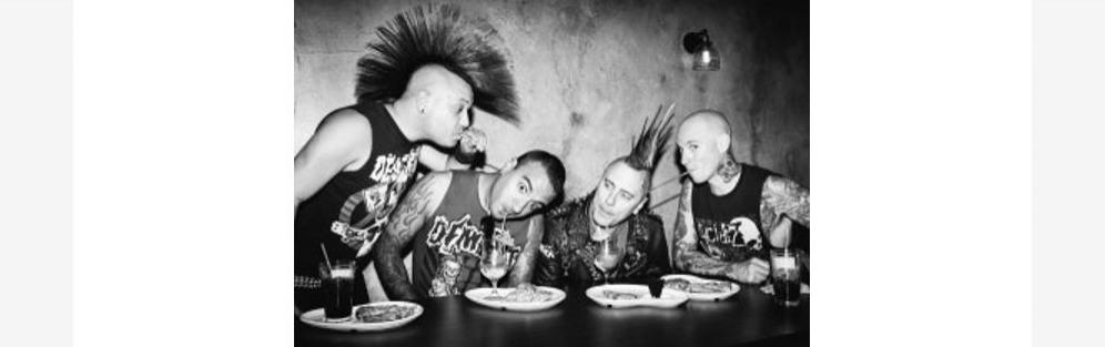 The Casualties - gwiazda punk rocka z USA zagra we Wrocławiu!