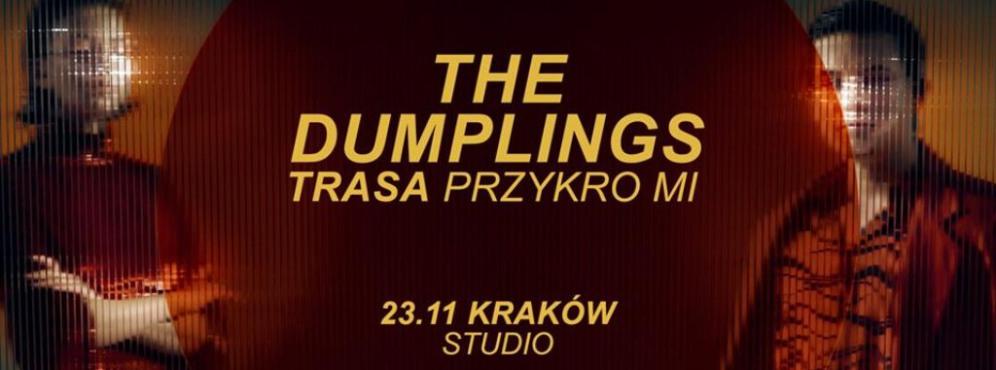 The Dumplings: Trasa Przykro Mi - koncert