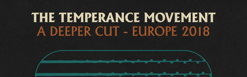 The Temperance Movement - koncert