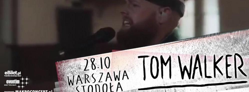 Tom Walker - koncert