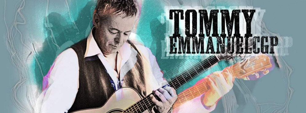 Tommy Emmanuel- koncert