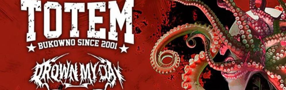 ToteM, Drown My Day - koncert