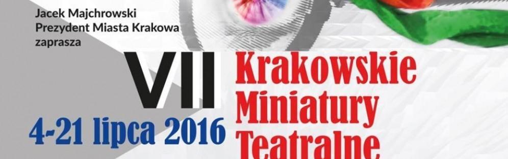 VII Krakowskie Miniatury Teatralne - dzień 6