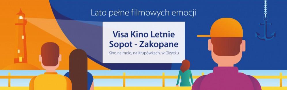 """Visa Kino Letnie Zakopane / film """"Paryż może poczekać"""""""