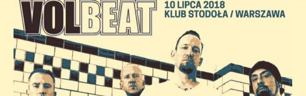 Volbeat - koncert