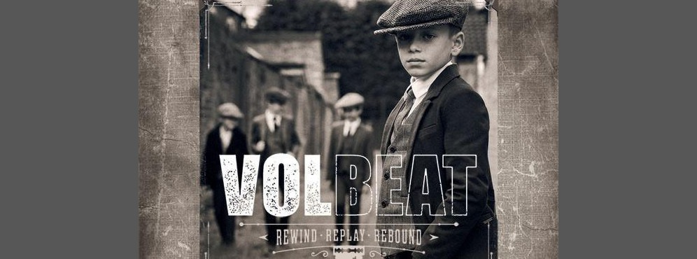 VOLBEAT Rewind, Replay, Rebound World Tour - koncert