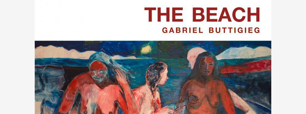 """Wernisaż Wystawy Gabriela Buttigiega """"The Beach"""""""