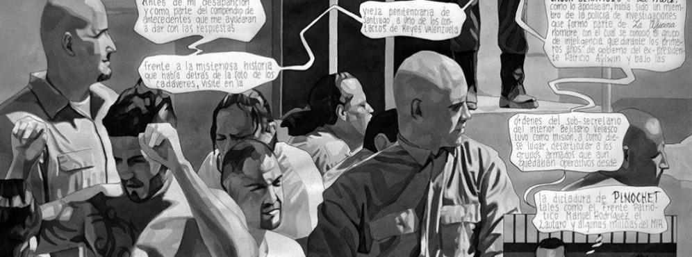 """Wernisaż Wystawy Javier Rodríguez """"Cobra"""""""