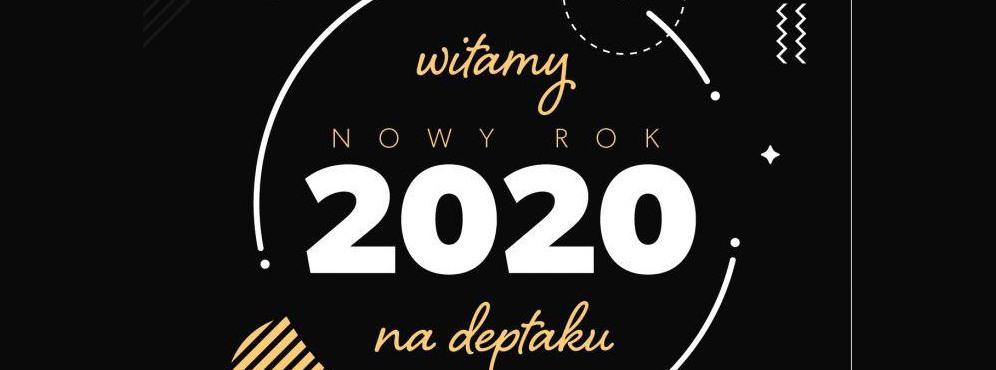 Witamy Nowy Rok na deptaku