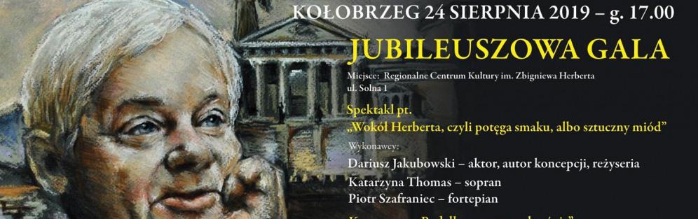 """XX Ogólnopolski Przegląd Twórczości Zbigniewa Herberta """"Herbertiada"""
