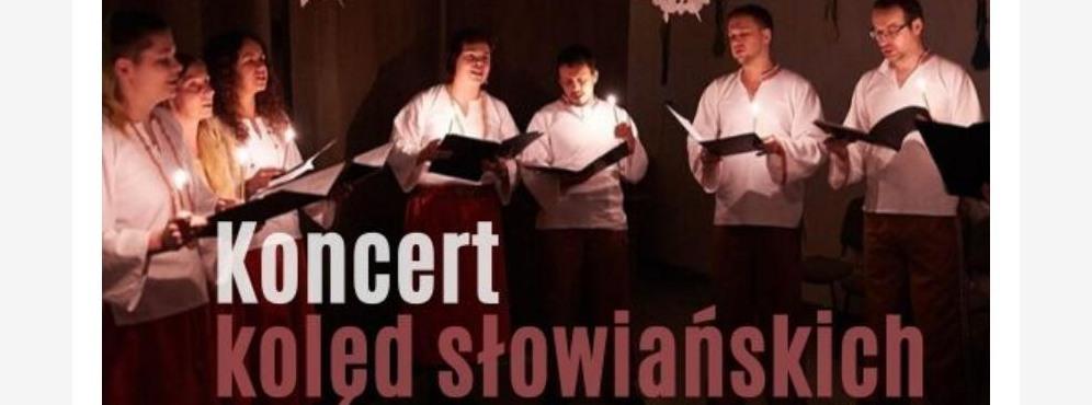 Źdźbło - Koncert kolęd słowiańskich
