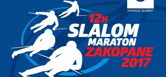 12H Slalom Maraton Zakopane 2017