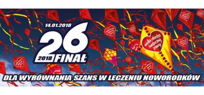 26. Finał WOŚP 2018 w Świnoujściu