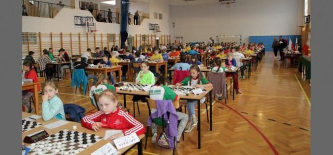 35. Mistrzostwa Polski Juniorów w warcabach stupolowych