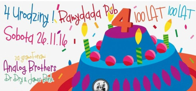 4. urodziny Ramydada Pub/ Andrzejki