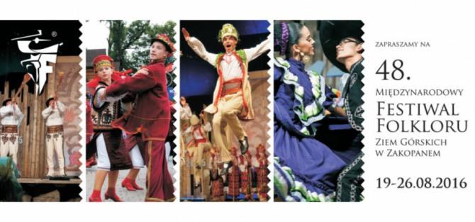 6. dzień - 48. Międzynarodowego Festiwalu Folkloru Ziem Górskich