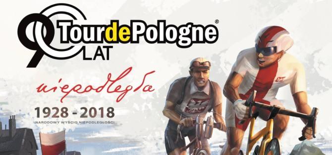 75. Tour de Pologne / meta 1. etapu