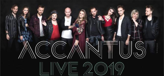 Accantus Live 2019 - koncert