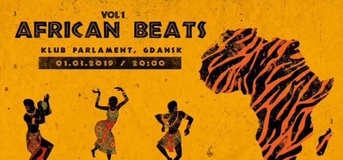 African Beats vol. 1 - Klub Parlament - koncert