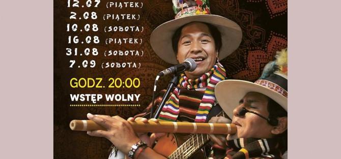 Ahaju Fusion Bolivia - koncert