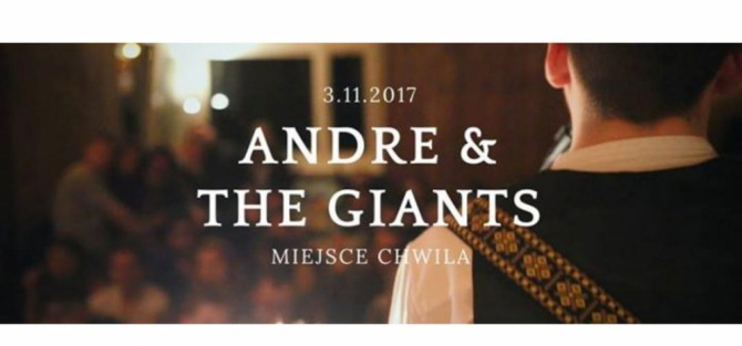 Andre & The Giants koncert