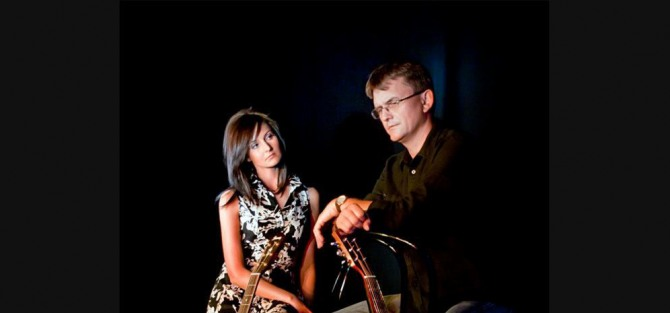 Andrzej Korycki i Dominika Żukowska