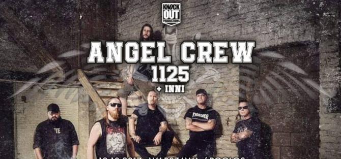 Angel Crew + 1125 - koncert